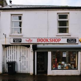 The Bookshop - photograph © Jonathan Brennan, 2017
